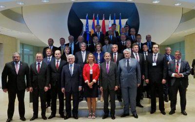 ФГО ВП принял участие во встрече на уровне министров ВП