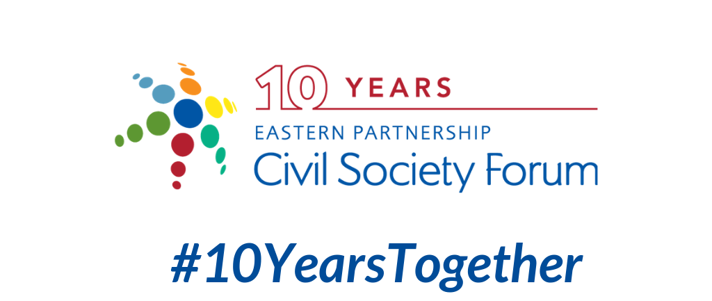 EaP CSF Campaign: #10YearsTogether