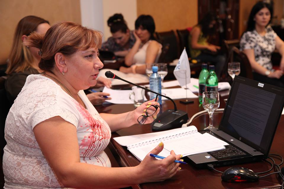 Workshop in Armenia