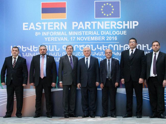 EaP CSF Participates in the 8th Eastern Partnership Informal Ministerial Dialogue