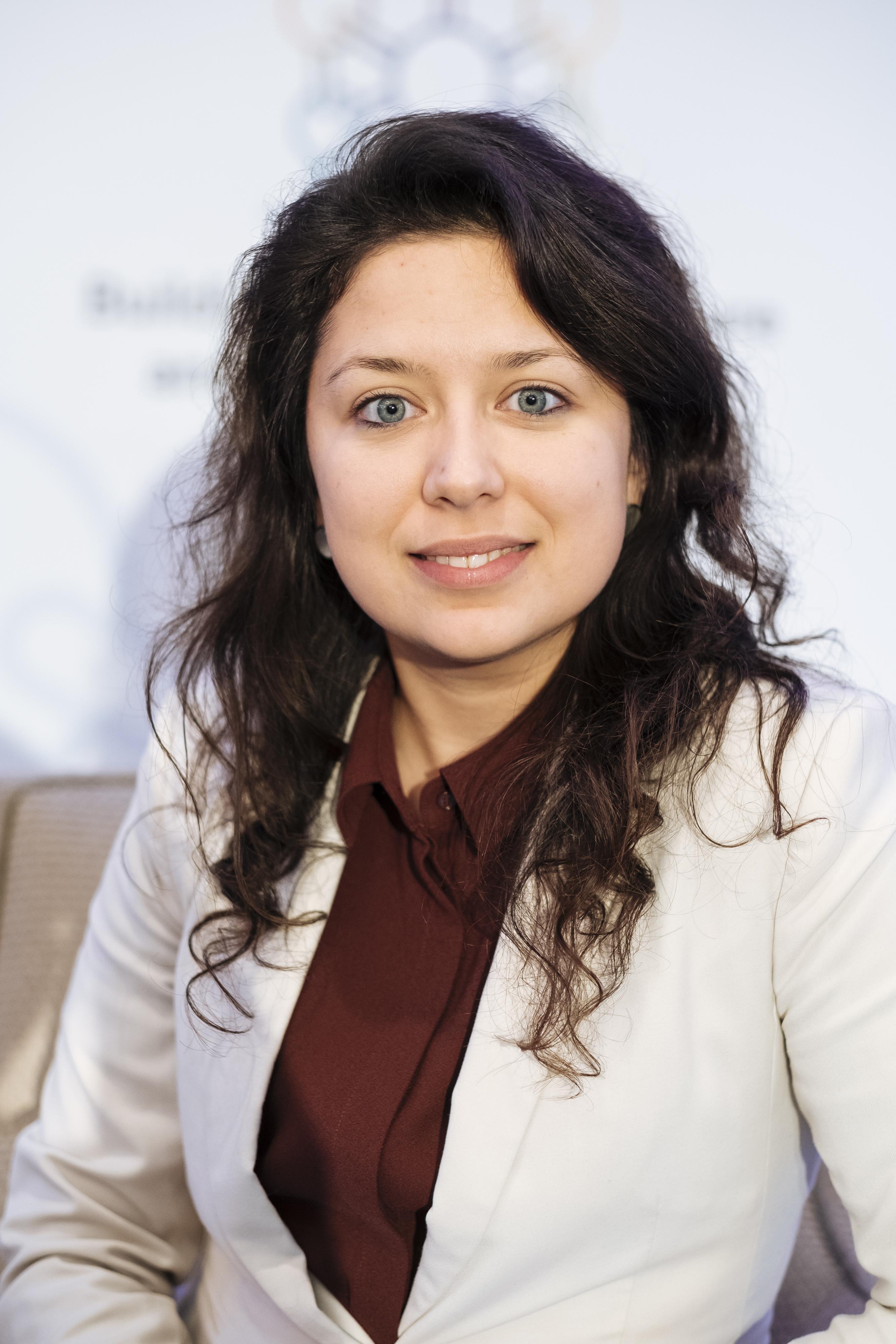 Darya Mustafayeva