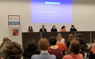 EaP CSF Co-organises a Panel Discussion on Preventing Torture during the 'One World' Human Rights Film Festival in Brussels