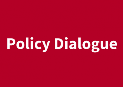 (English) Policy Dialogue
