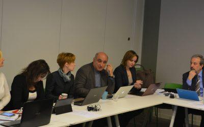 Руководящий комитет обсудил приоритеты на 2017 г. и будущую стратегию ФГО ВП