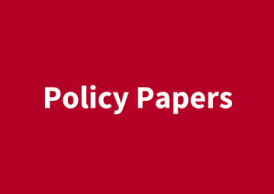 (English) Policy Papers