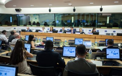 EaP CSF Contributed to the CORLEAP Debate on Advancing Participatory Democracy at Local and Regional Level