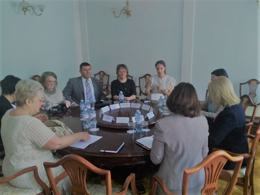 "Ukrainian Government Invites Civil Society to Talks on Gender Equality and Discrimination – Coinciding with EaP CSF WG5 ""Social Partnership for Equality"" Re-Granting 2018 Project Launch"