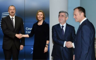 EU partnership talks with Azerbaijan and Armenia – a chance for peace and prosperity