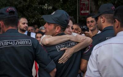 Заявление Руководящего комитета о последних событиях в Армении