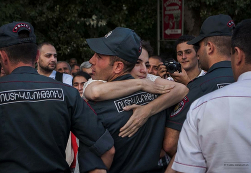 EaP CSF Reacts to the Hostage Crisis and Detention of Protesters in Armenia