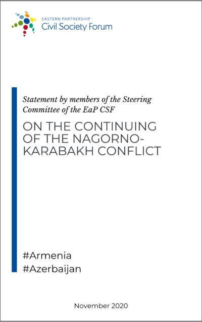 SC members' statement on the continuing conflict in Nagorno-Karabakh