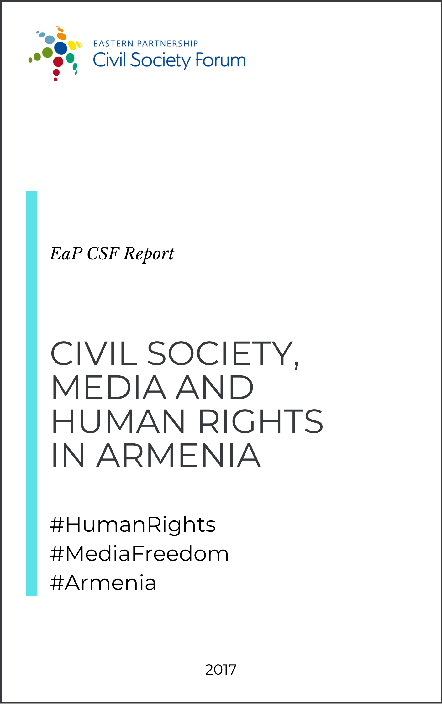 Civil Society, Media and Human Rights in Armenia (Report)