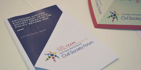 Advancing Eastern Partnership: 23 Civil Society Ideas