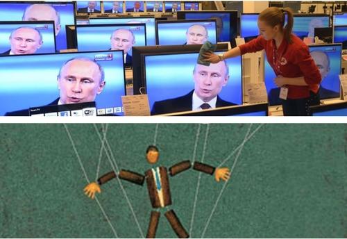 Восточное партнерство: Поле битвы Российской дезинформационной войны