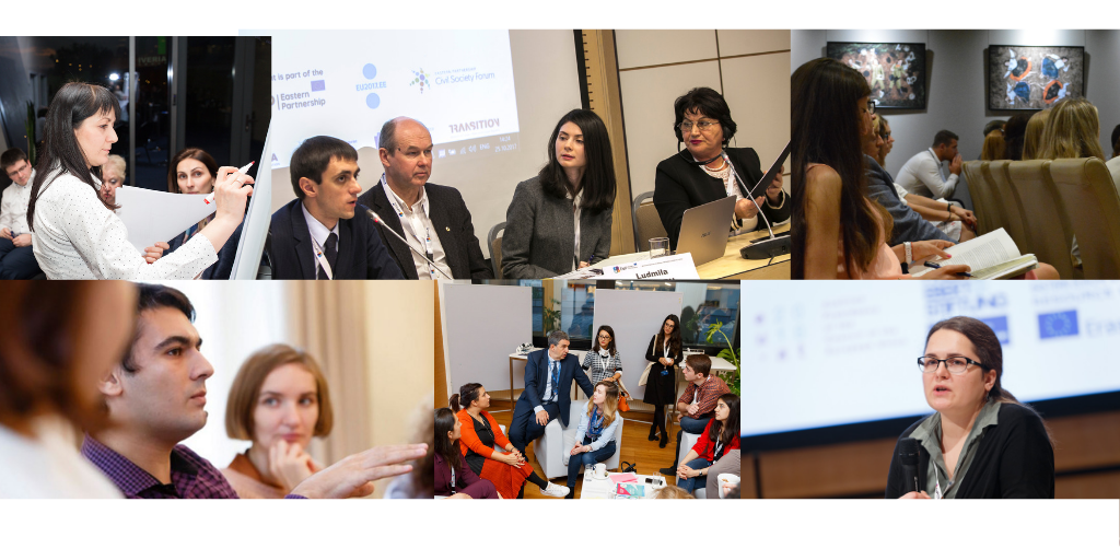 "(English) EaP CSF Brussels Public Event Series: ""The civil society perspective: Taking stocks of achievements and looking beyond 2020″"