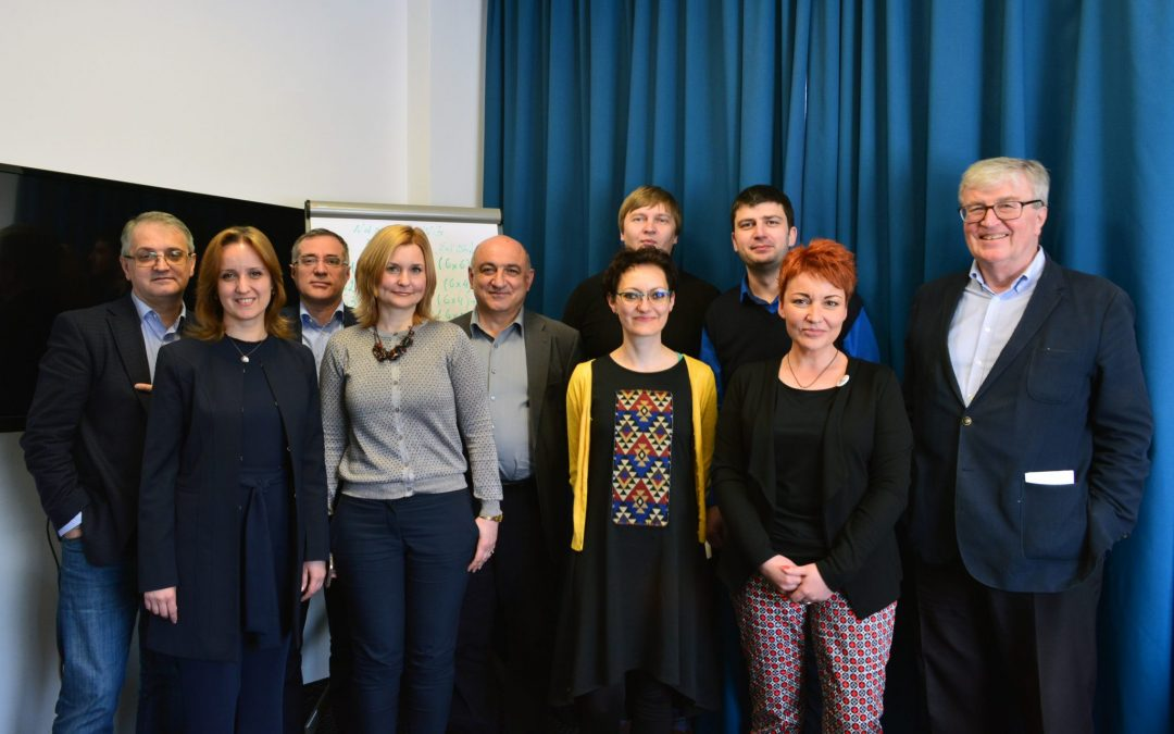 The First Steering Committee Meeting in Minsk Discusses the Internal Reform and Policy Campaigns