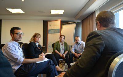 Annual WG1 Meeting in Brussels