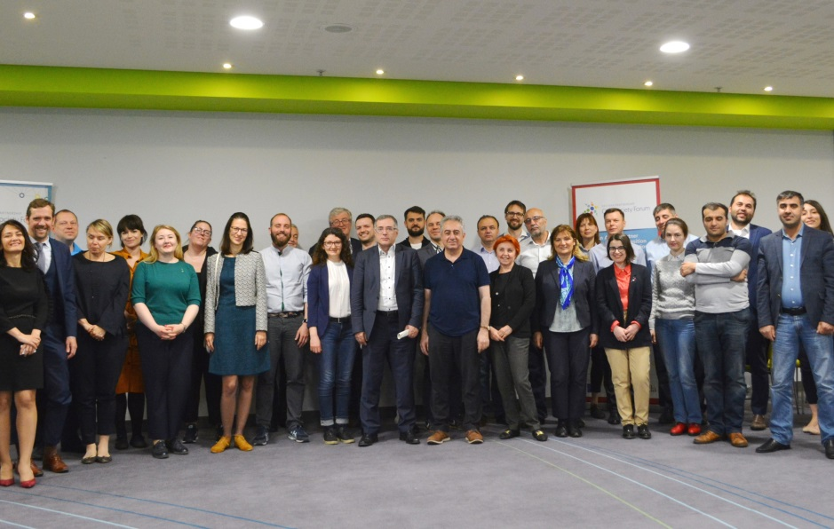Annual WG1 Meeting in Brussels, May 2019