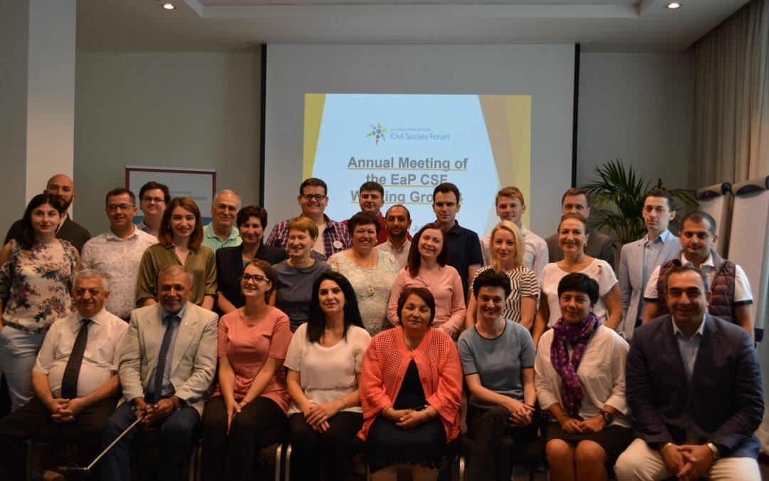 Annual WG4 Meeting in Brussels