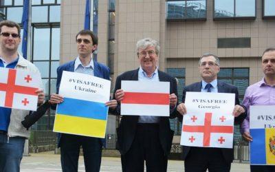 ФГО ВП запустил кампанию #Visafree для Грузии и Украины