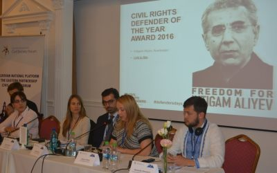 """Human Rights Conference """"On the frontline: human rights situation in the EaP countries"""""""