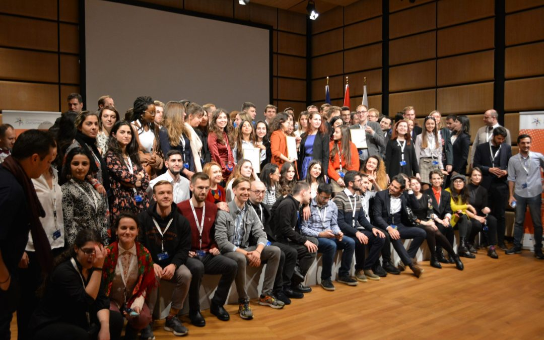 "Eastern Partnership Youth Conference 2018: ""Youth for Entrepreneurship"" (Vienna, 8-9 November 2018)"