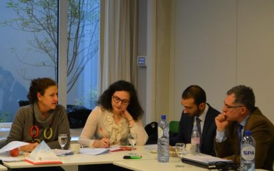 First EaP CSF Steering Committee Meeting of This Year Was Held in Brussels
