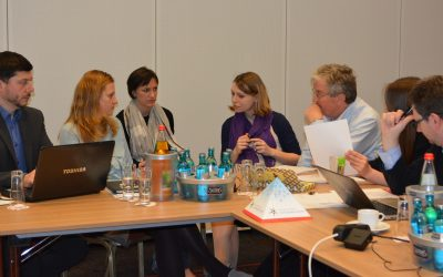 Second EaP CSF Steering Committee Meeting Held in Berlin
