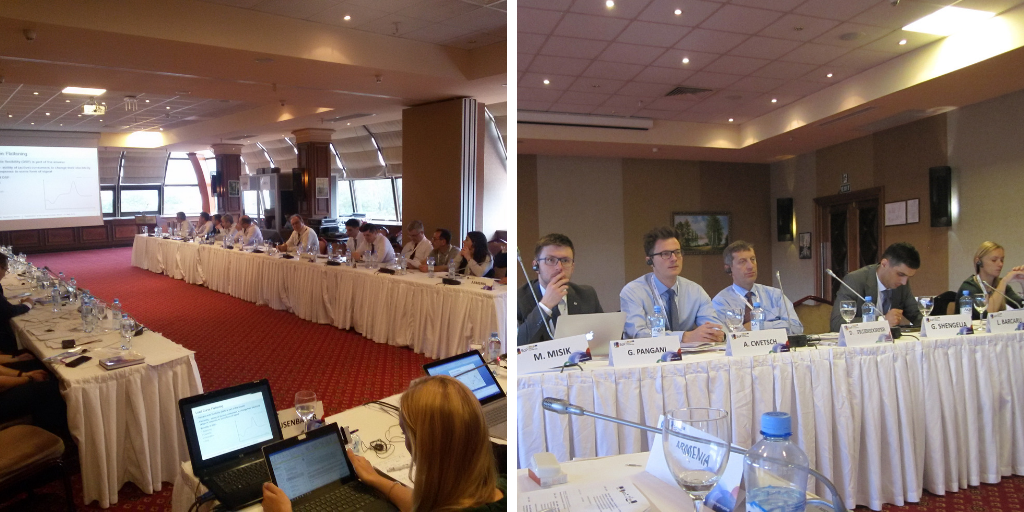 EaP CSF Contributes to 8th Workshop of EaP Energy Regulatory Bodies in Minsk, Focusing on Digitalisation and Cyber Security