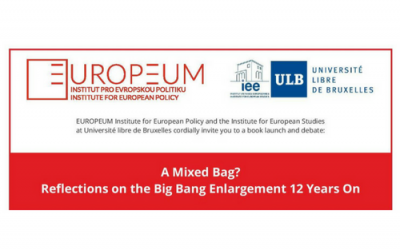 Book Launch and Discussion on Consequences of EU Enlargement in 2004