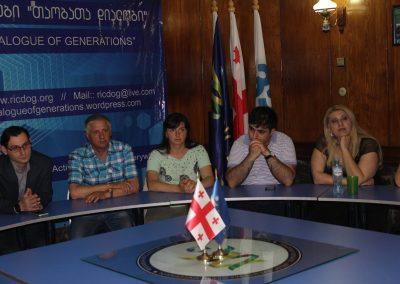 Meeting at RICDOG