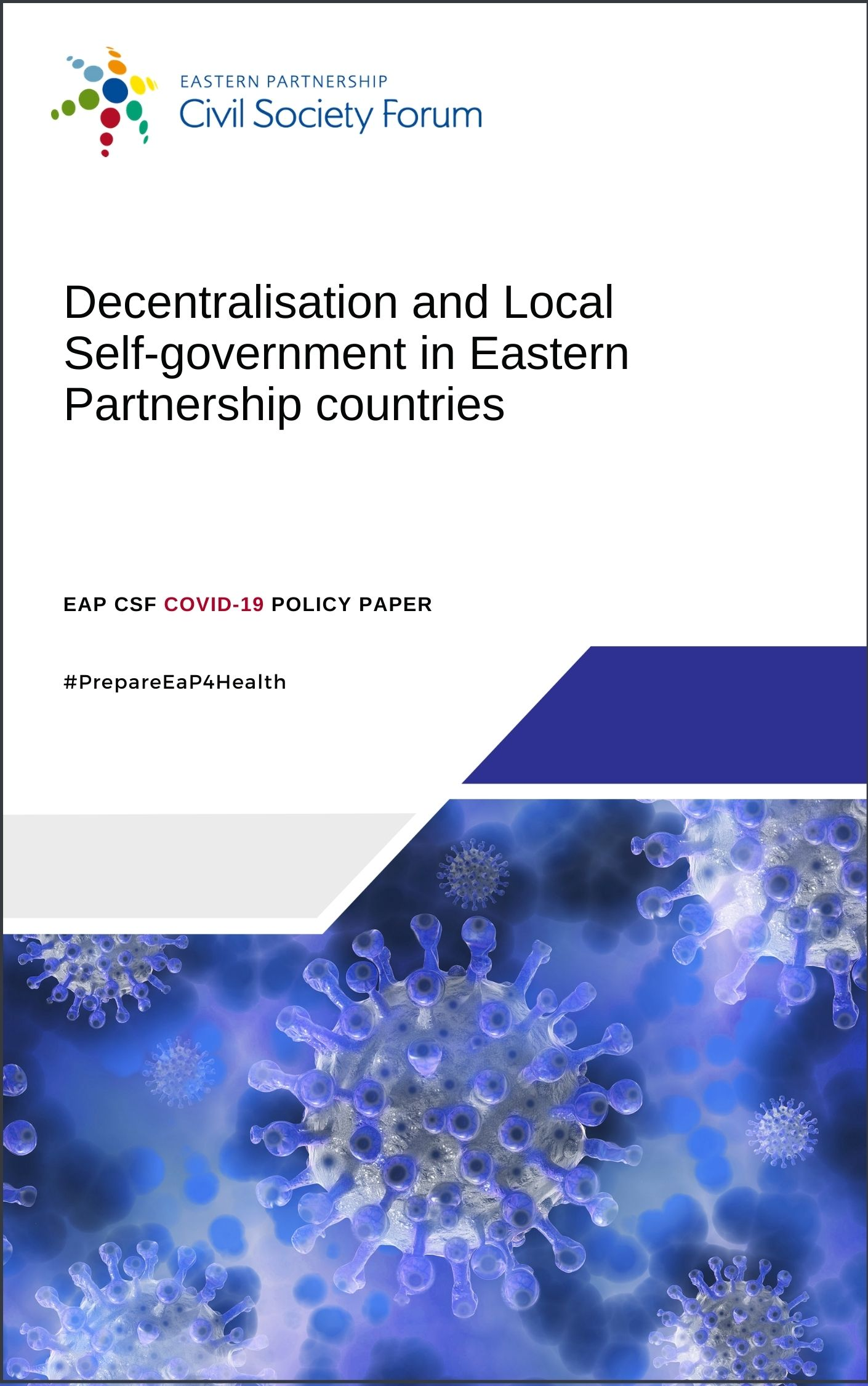 EaP CSF policy paper on decentralisation