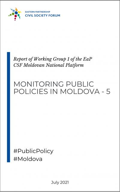 Monitoring Public Policies in Moldova 2021
