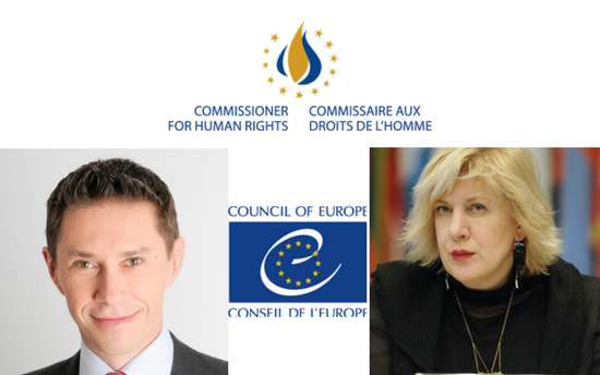Pierre-Yves Le Borgn' and Dunja Mijatović Respond to the EaP CSF Questions on the Human Rights Commissioner's Post