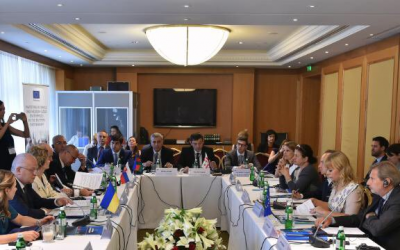 Security against the Backdrop of the NATO Summit and Brexit, SMEs and Trade Addressed at the Informal EaP Ministerial