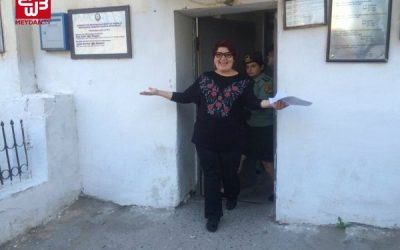 Steering Committee Welcomes the Release of Khadija Ismayilova