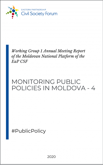 Monitoring Public Policies in Moldova