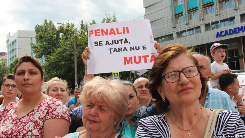 Steering Committee Urges the EU to Suspend Financial Assistance to Moldovan Government until the Rule of Law and Democratic Process are Fully Respected