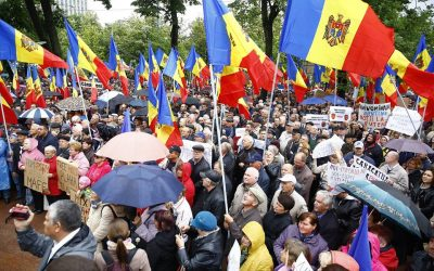 Moldova: Attacks on Civil Society Mount while the Government Tries to Push through the Electoral System Change