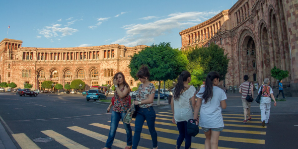 Civil Society, Media and Human Rights in Armenia (Preliminary Results)
