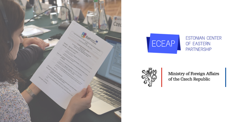 EaP CSF Attends a Public Administration Reform (PAR) Panel Seminar on the Estonian and Czech Experiences of Decentralisation, e-Governance and Fighting Corruption, Organised in Tallinn