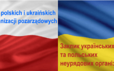 EaP CSF Members Call on Polish and Ukrainian Politicians not to Open Old Wounds