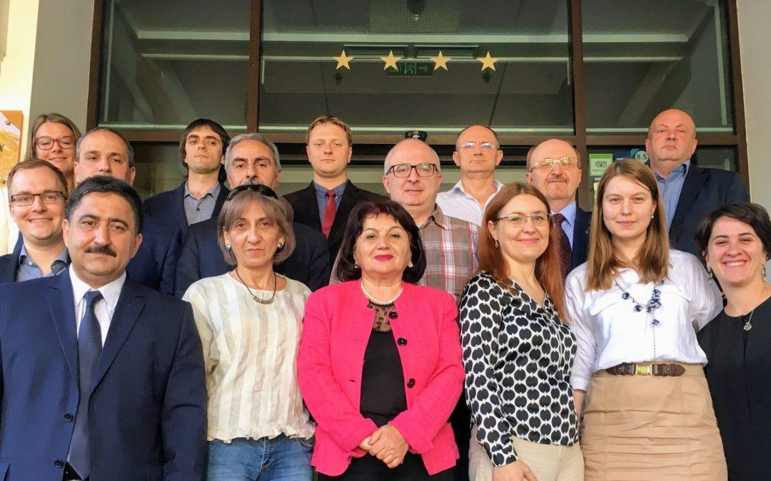 Поддержка малого и среднего бизнеса, цифровая реформа и роль гражданского общества в экономическом развитии в центре внимания на встрече РГ2 в Кишиневе