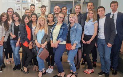 Секретариат ФГО ВП принял группу молодых лидеров из Гагаузии