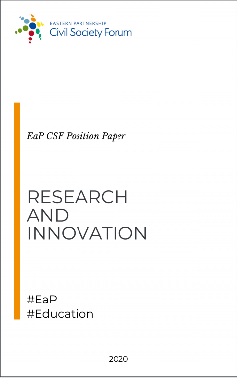 Position Paper on Research and Innovation 2020