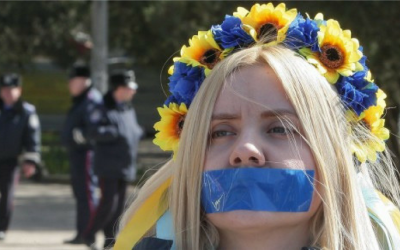 Muted Voices of Dissent: End of Media Pluralism in Crimea