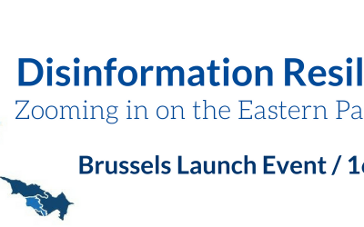 Disinformation Resilience Index – Brussels Launch Event