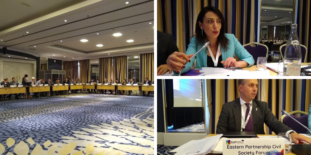 [:en]EaP CSF Presents a Set of Recommendations to the Stakeholders at 4th Rule of Law Panel in Brussels, Drawing Special Attention to Prosecution in EaP Countries[:]