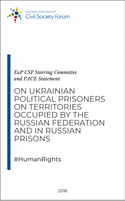 Statement on Ukrainian Political Prisoners on Occupied Territories