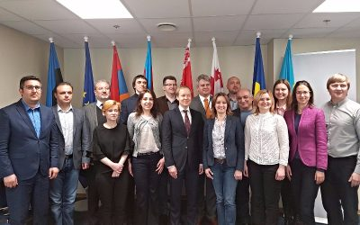 The Steering Committee Gathered in Tallinn and Helsinki for the Second Meeting of the Year